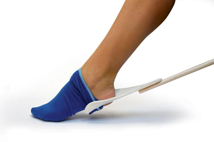 obouvák - nazouvák a vyzouvák ponožek